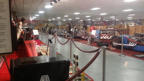Went to the Don Garlits Museum up in Ocala. If you like muscle cars, drag cars and vintage cars, this is the place for you.